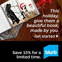 Check Out Blurb for Great Savings