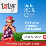 Totsy Where Savvy Moms Shop and Save Up To 80%