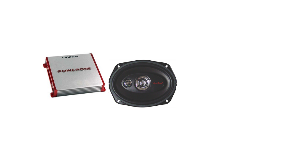 Car Audio Speaker System with Amplifier Sweepstakes