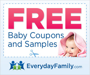 free baby coupons, free baby samples, free baby magazines and more #ad