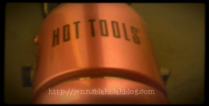 Hot Tools Curling Iron – I Think I'm In Love!