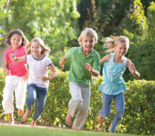 How To Encourage Your Kids To Go Outside And Get Active