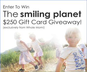 The Smiling Planet 250 Giveaway
