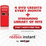 Get a 1-Month Free Trial to Redbox Instant™ by Verizon