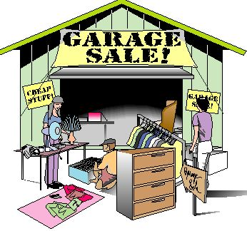 5 Secrets to Selling More at Garage Sales