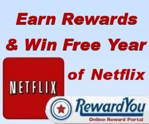 RewardYou Netflix
