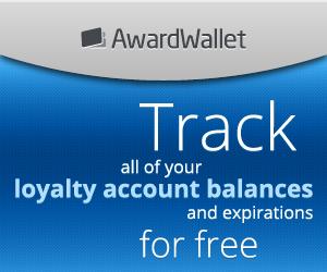 AwardWallet keeps track of your reward programs