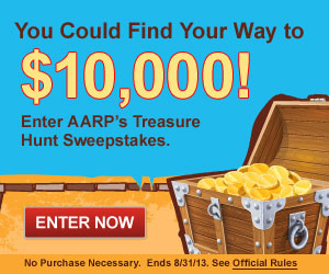 AARPTreasureHunt