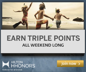Hilton HHonors ~ Sign up for benefits worldwide