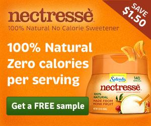NECTRESSE™ Free Sample