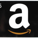 Enter to win 1 of 6 Amazon Gift Cards