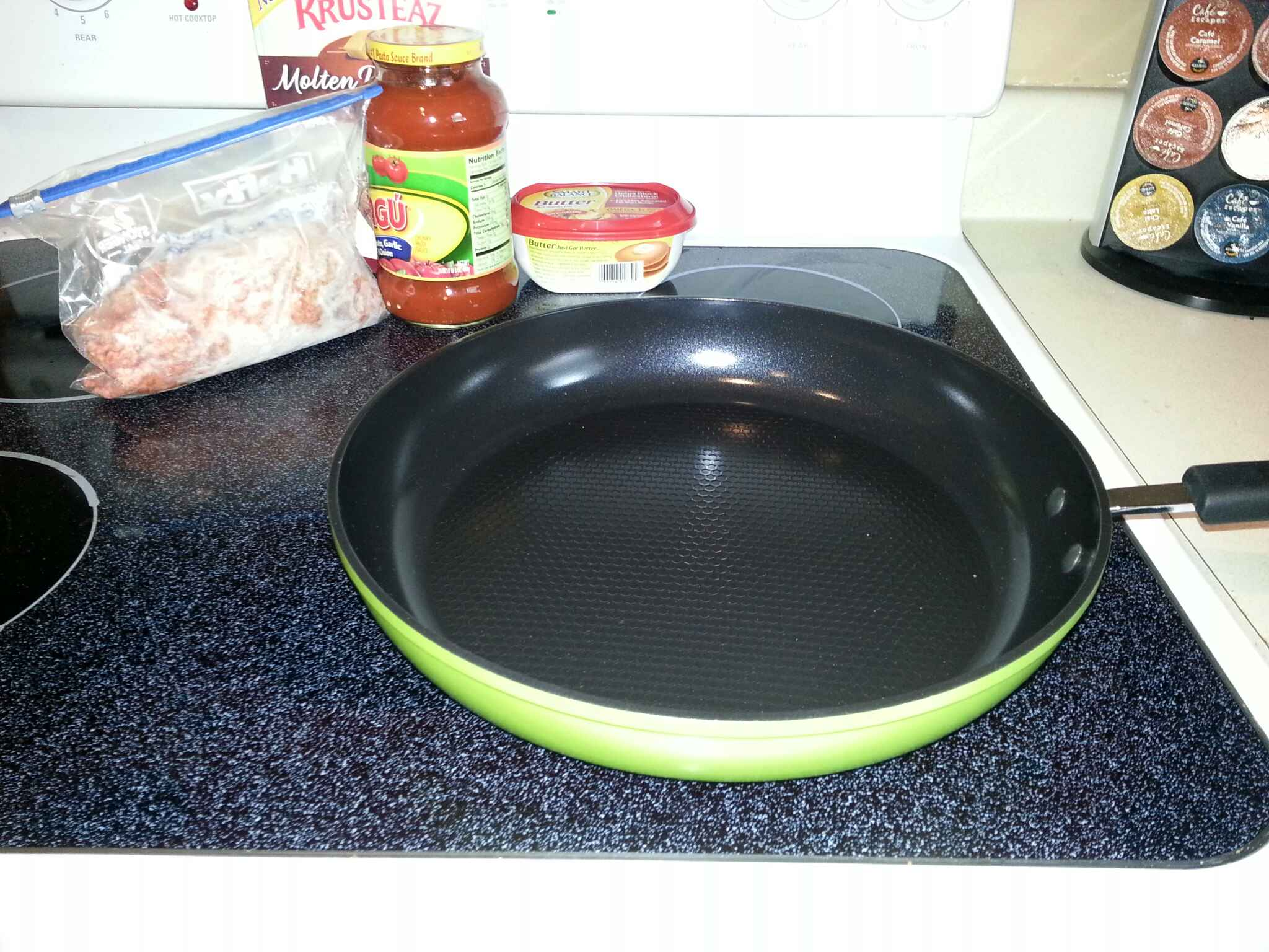 Ozeri 12″ Textured Green Earth Pan Review