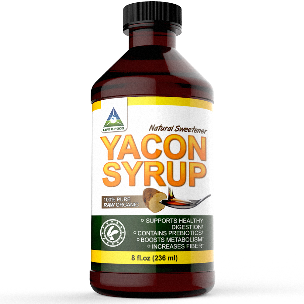 100% Pure Raw Organic Yacon Syrup Review