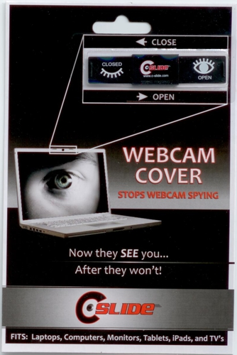 C-SLIDE Webcam Cover 1.0 Review + Giveaway