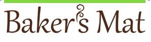 Baker's Mat Logo