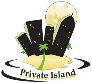 Private Island Logo
