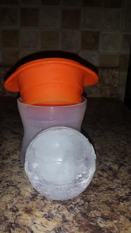 Ice Sphere Molds by Infernal Innovations Review #IceBallMold