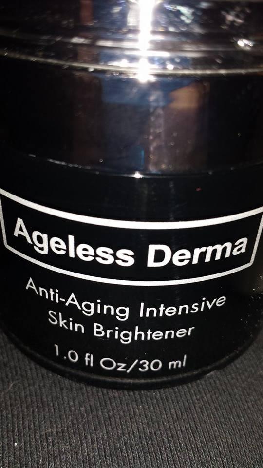 Ageless Derma Anti-Aging Intensive Skin Brightener Review #AgelessDerma