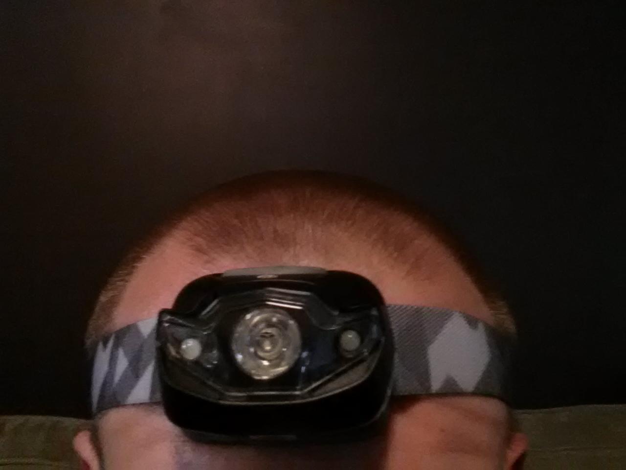 Northbound Train Ultra Bright LED Headlamp Flashlight Review