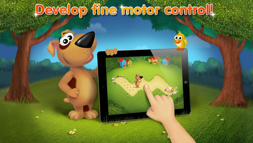 Kids Learning Games iTunes Kids Academy