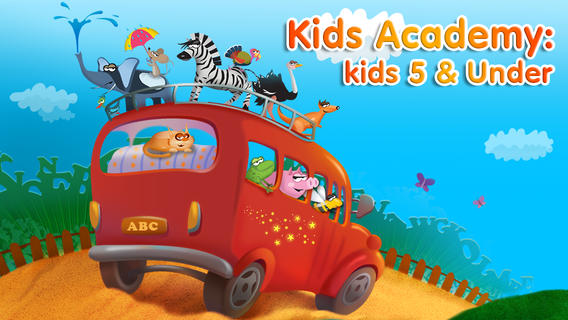 Kids Learning iTunes Kids Academy