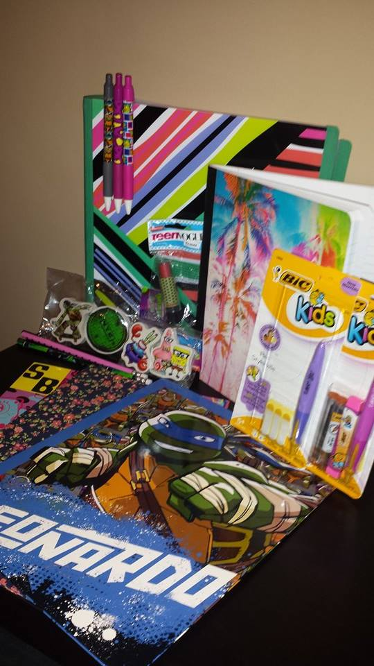 Staples: Back To School Review & Giveaway #StaplesB2S #MomBuzz