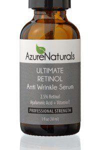 Azure Naturals ULTIMATE RETINOL Anti Wrinkle Serum