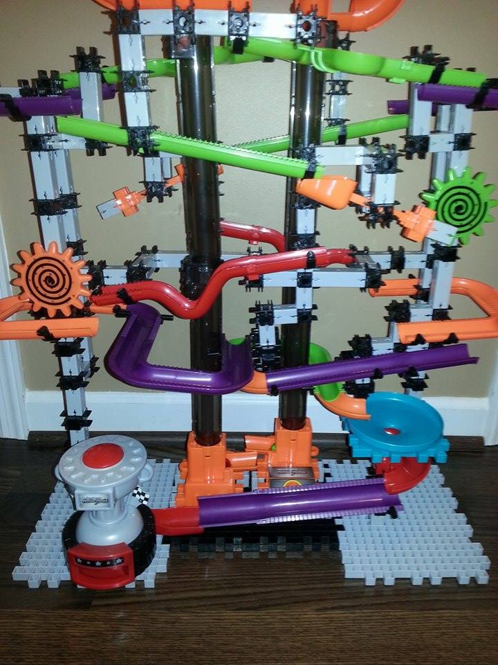 Techno Gears Marble Mania Dual Speedway 2.0 Review  #marblemania