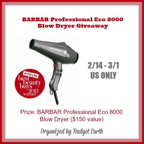 BARBAR Hairdryer