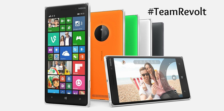 Nokia Lumia 830 – Our Journey Making the Switch #LumiaSwitch #TeamRevolt