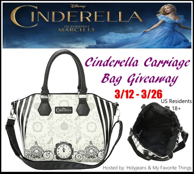 Cinderella Carriage Purse Giveaway_zpsnt3pmsrm