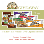 Newman's Own Organics Giveaway {US | Ends 04/14}