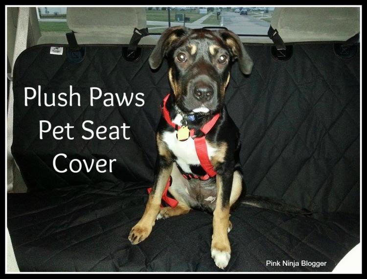 Plush Paws Pet Seat Cover1