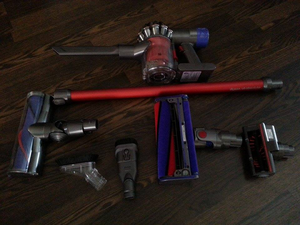 Have You Seen the New Dyson V6 Absolute Cordless Vacuum at Best Buy?