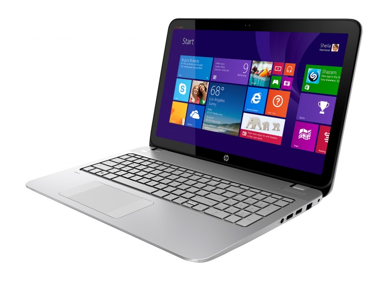 Fast into the Future with the AMD FX APU – HP Envy TouchSmart Laptop from Best Buy