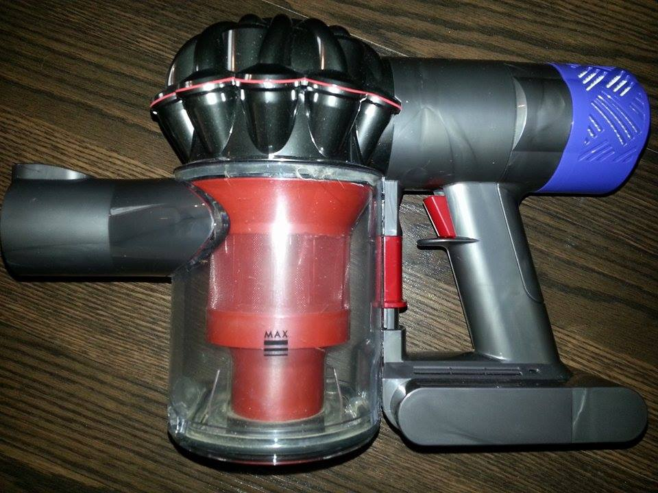 Have You Seen The New Dyson V6 Absolute Cordless Vacuum At
