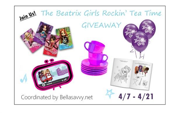 Beatrix Girls Tea Time