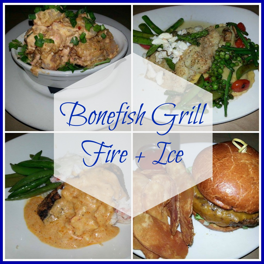 Bonefish Grill Fire N Ice