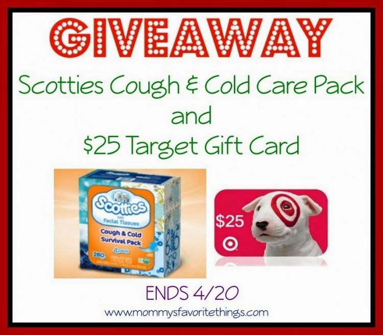 Scotties Giveaway
