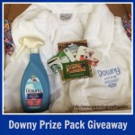 Mother's Day Downy Prize Pack (ARV $100) Giveaway {US | Ends 05/05}