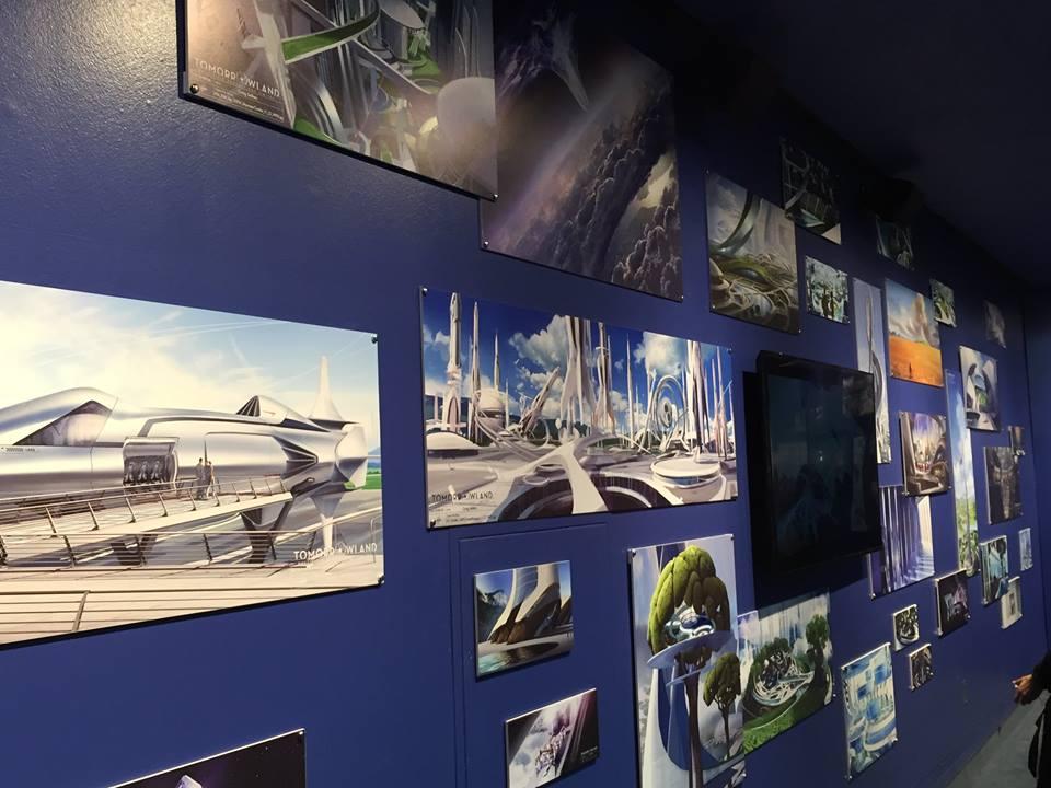 A Sneak Peek into the Magic of #Tomorrowland courtesy of the #TomorrowlandEvent #Disneyland