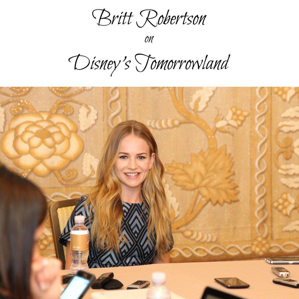 Britt Robertson Header
