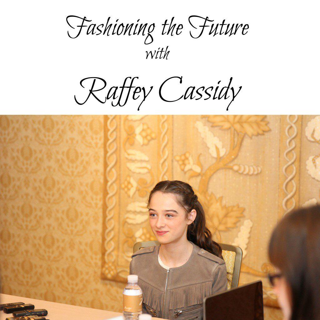 Raffey Cassidy Header
