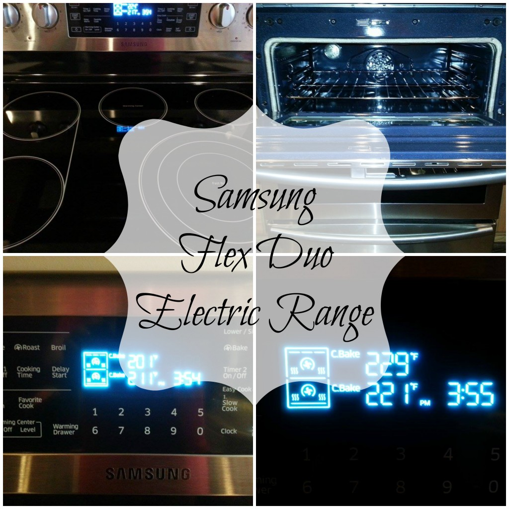 Samsung Range Collage