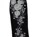 Comfort and Class in a Libian Maxi Dress ~ Available in Junior Plus Sizes