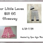 Your Little Loves Giveaway {US | Ends 07/20}