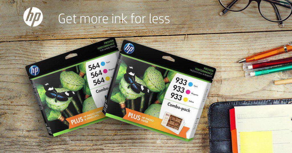 HP Ink 2