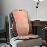 Homedics Triple Shiatsu Massage Cushion Giveaway {US | Ends 08/24}