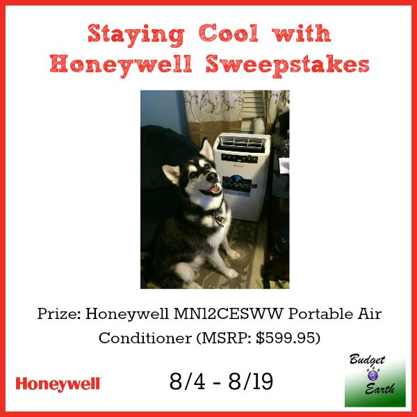 Staying Cool with Honeywell Sweepstakes