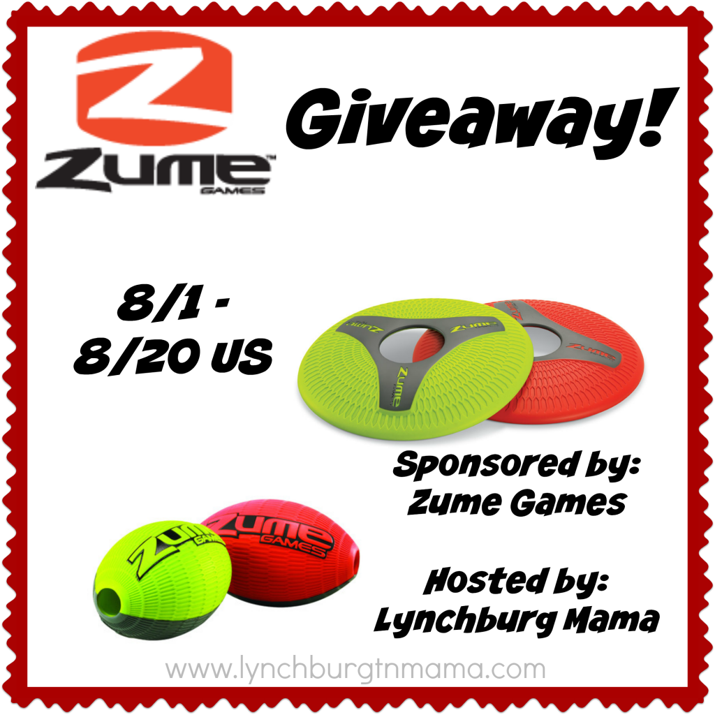 zume games giveaway